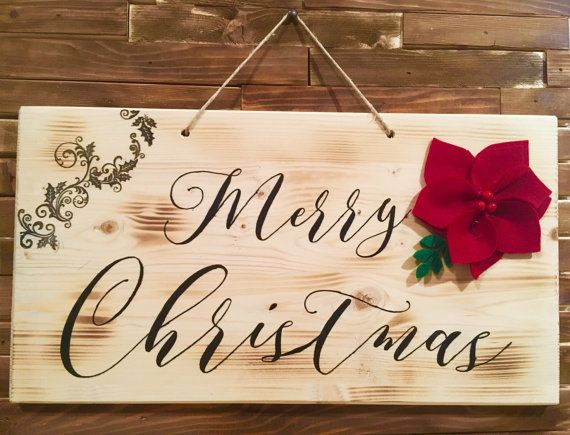 Merry Christams Sign