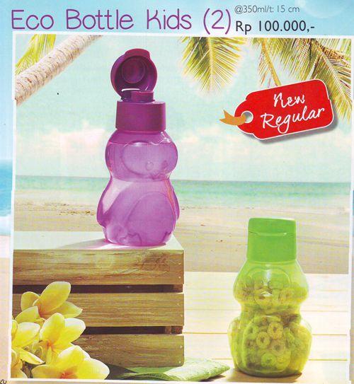 Eco Bottle Kids (2) Tupperware Katalog Promo Murah