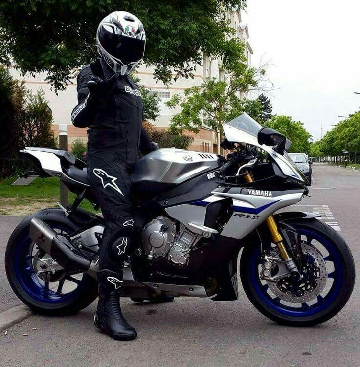 Motos Deportivas Yamaha