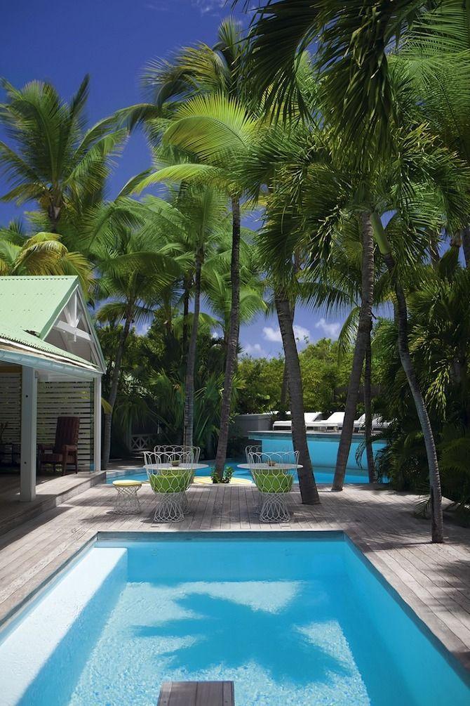 Villa La Banane // Saint Barthélemy, The Caribbean.