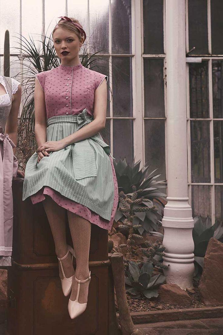 CocoVero-Trachten-Dirndl-Beverly-cashmere-rose-Kampagne-1