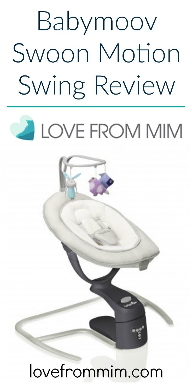 Babymoov Swoon Motion Swing Review