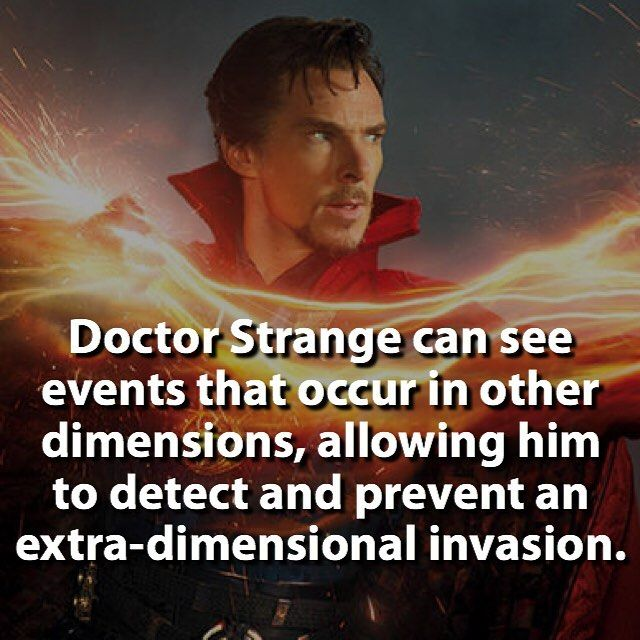 Doctor Strange will be an origin story; however Spider-Man will not. #sorry #doctorstrange #spiderman by marvelousfacts