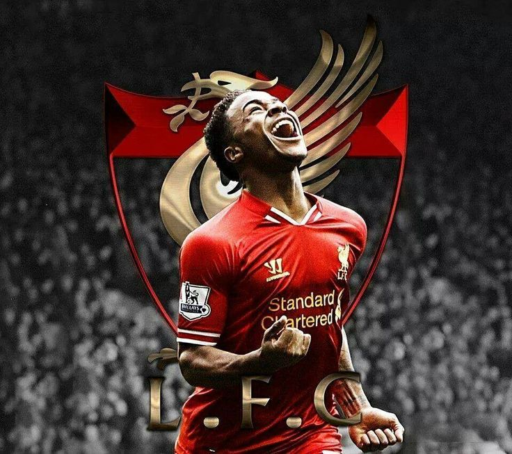 liverpool fc sterling - photo #12