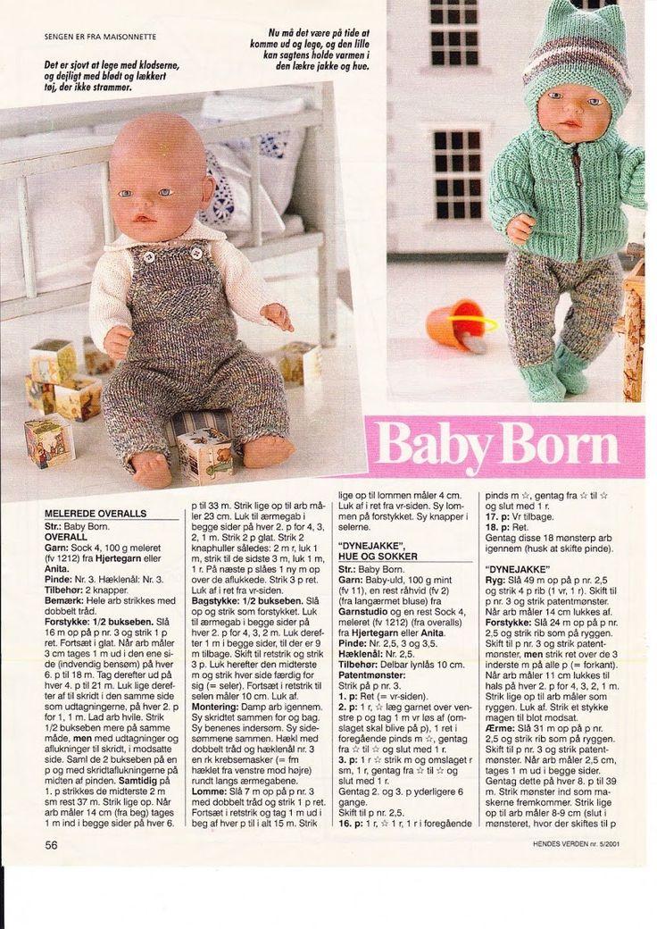 Baby Born og Mini Baby - Mariann Vendelbo Borregaard - Picasa Webalbums