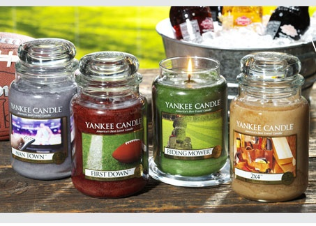 Man Candles CollectionRiding Mower, Yankees Candles, Yankes Candles, Man Candles, Gift Ideas, Yankee Candles, Man Town, Scented Candles, Man Caves