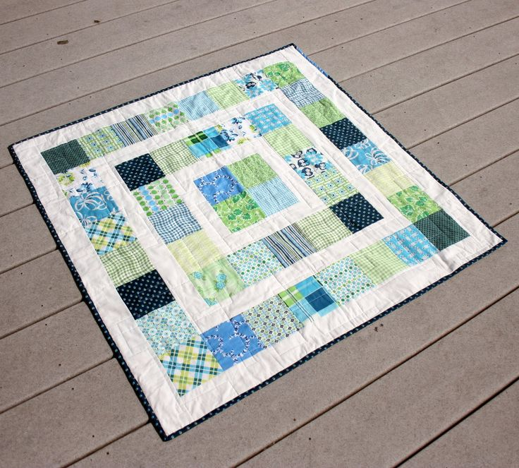 Swim, Bike, Quilt!: Be There or Be Square: 100 Quilts for Kids Quilt Along