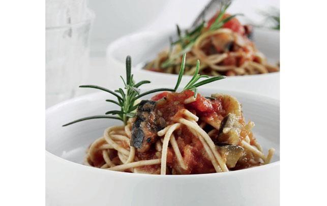 Spaghetti & sugo - fit living