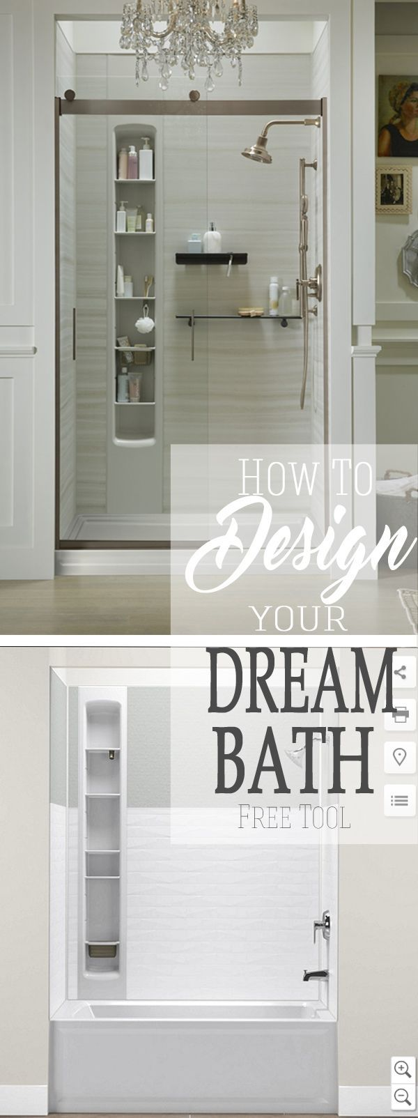 Desperate to use the bathroom - Designing A Dream Shower And Bath With Kohler Choreograph