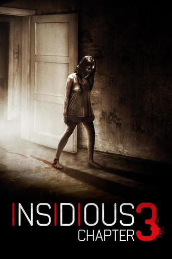 Yet another amazing work of James Wan Insidious: Chapter 3 (2015)