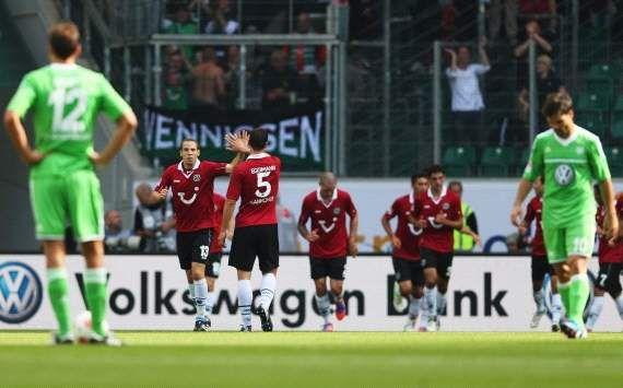 Prediksi Skor Hannover 96 vs Wolfsburg 10 Agustus 2013 German Bundesliga
