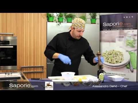 Tartare di tonno all'olio extravergine d'oliva monocultivar Biancolilla Alce Nero , Antipasti, Video ricette