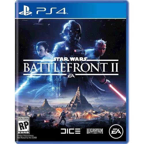 Star Wars Battlefront Ii Playstation 4 Star Wars Battlefront Battlefront Star Wars Video Games