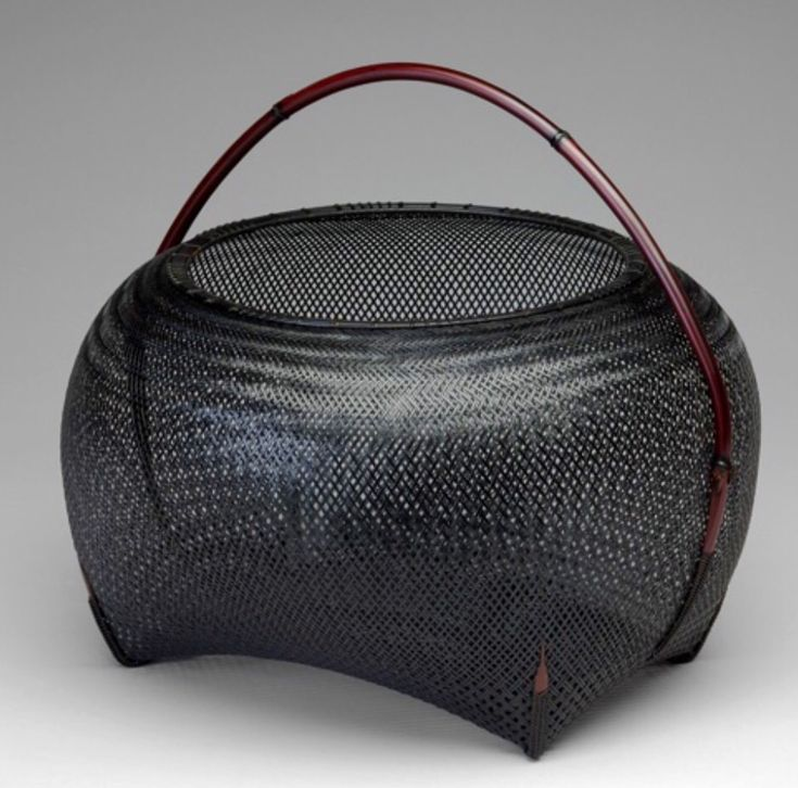 Basket by Kawano Shoko