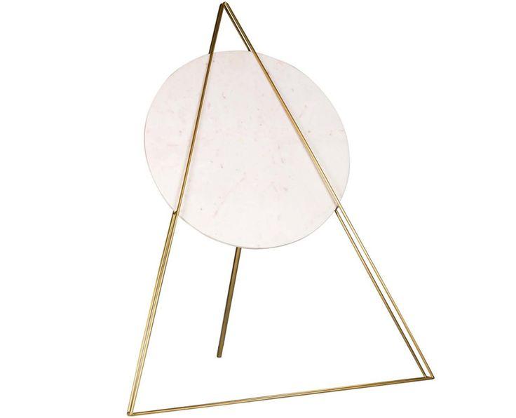 Maison & Objet 2018 : Выбор Design Mate : Напольный светильник Triangle, On Interior, Швеция