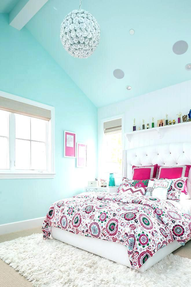 Beautiful Girls Bedroom Ideas for Small Rooms (Teenage Bedroom Ideas