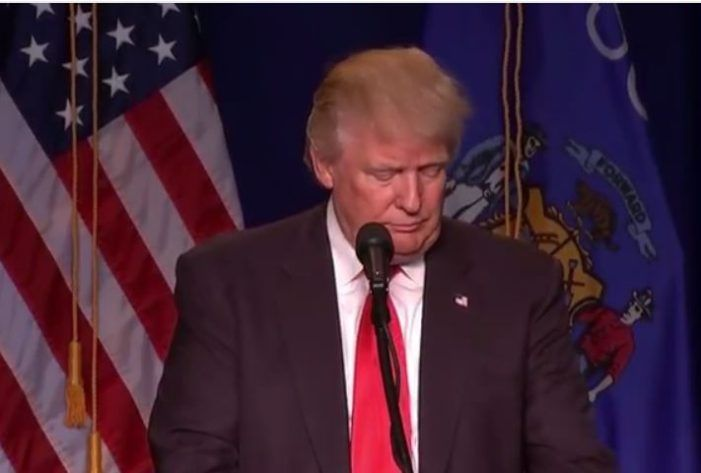 Trump Reveals His True Character By Claiming That Hurting Women Is Entertainment