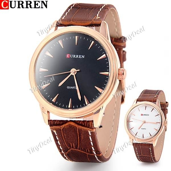 http://www.tinydeal.com/it/curren-genuine-leather-strap-quartz-watch-timepiece-f-men-p-110601.html  (CURREN) Genuine Leather Strap Round Quartz Watch Analog Wrist Watch