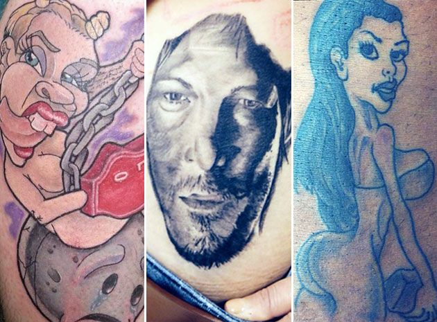 10 best images about tattoos on pinterest for Topless tattoo girls