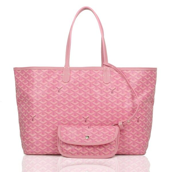 Amazing Hot Goyard St Louis Tote Bags 18212 Pink Pm Cheap | How Much Does Goyard Cost