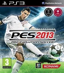 Pro Evolution Soccer 2013 PES PS3.