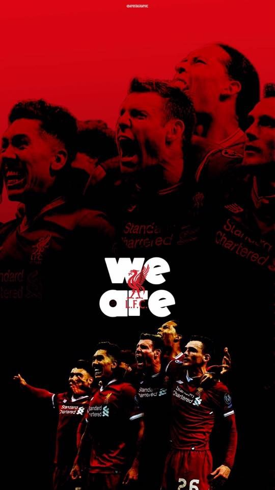 Pin by ynwa☆ on Liverpool❤ | Liverpool, Liverpool fc, Liverpool