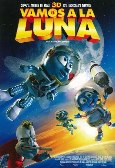 "Vamos a la luna (2008) ""Fly Me to the Moon"" de Ben Stassen y Mimi Maynard - tt0486321"