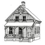 17 Best Images About Cottage Gable Roof On Pinterest