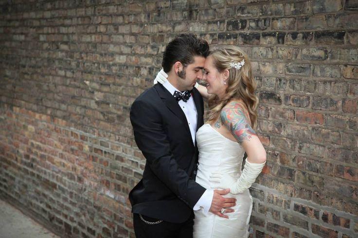 #rockabilly #wedding