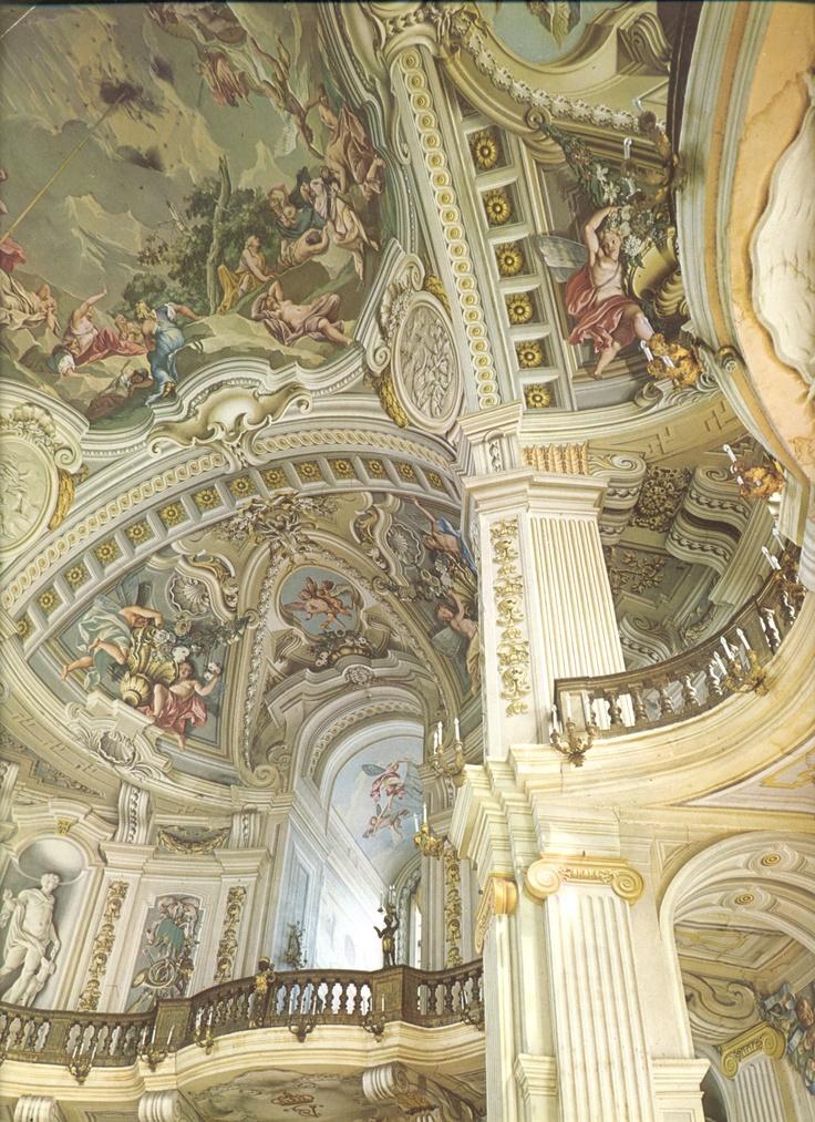 Venetian Baroque Mooie ronde vormen.