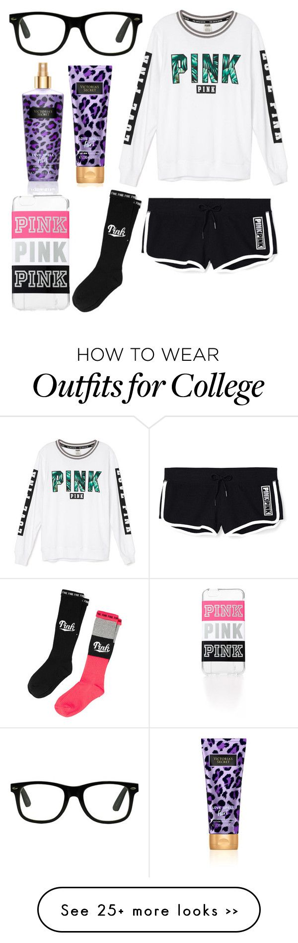 """Victoria's Secret"" by astarupthere on Polyvore"