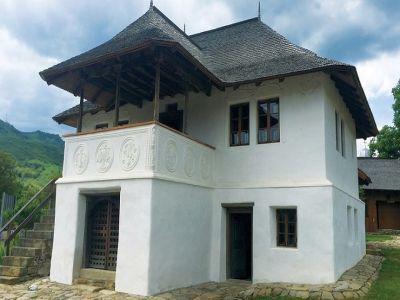 Casa cu blazoane Chiojdu Buzau