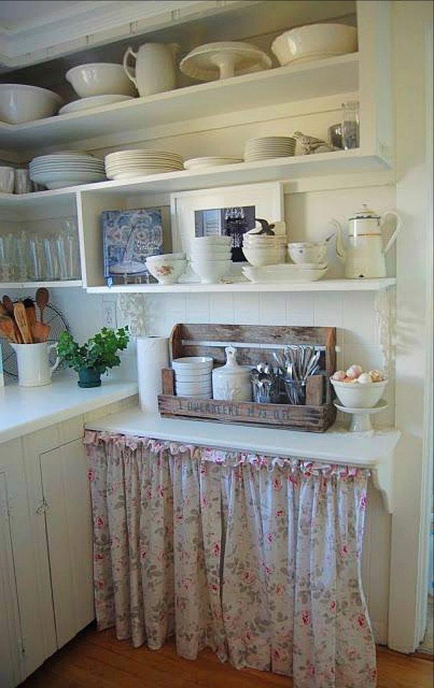 моя это кухня со шторками вместо дверок фото бесплатно