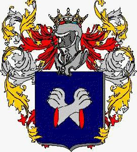Escudo e Brasão de Armas da família Rotiroti
