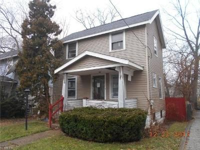 Cheap $5,000 property for sale located at  Nelson Ave Cleveland, OH 44105, Cleveland, OH 44105, Cuyahoga County, 2 Beds, 1 Baths, 912 Sq/Ft
