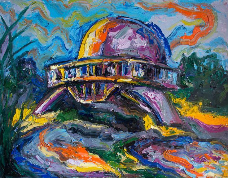 """""""Planetario"""" - Esteban Videla"""