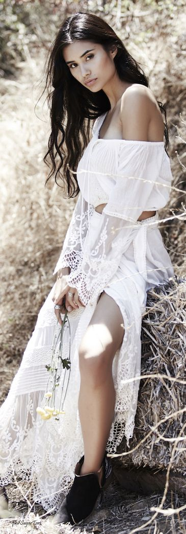 Boho bohemian hippie gypsy style. For more follow www.pinterest.com/ninayay and stay positively #inspired