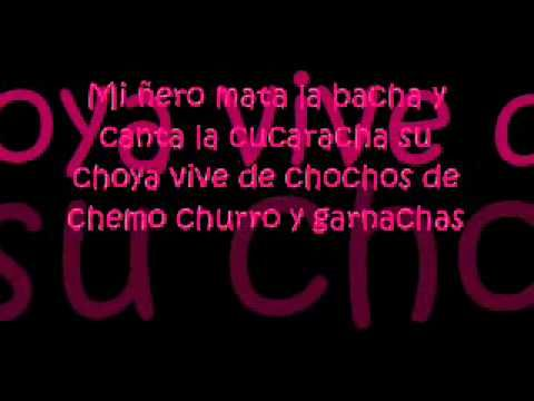 Cafe Tacuba La chilanga banda con letra