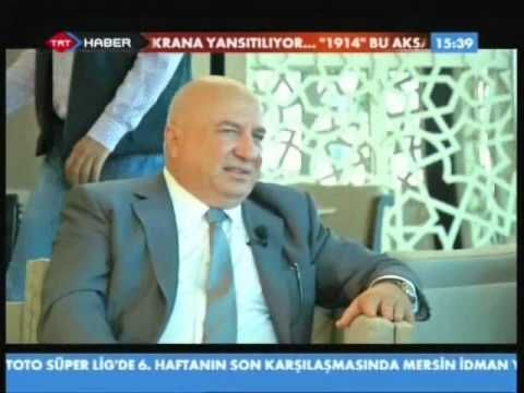 Sani Şener - Gündem'e Özel / TRT Haber