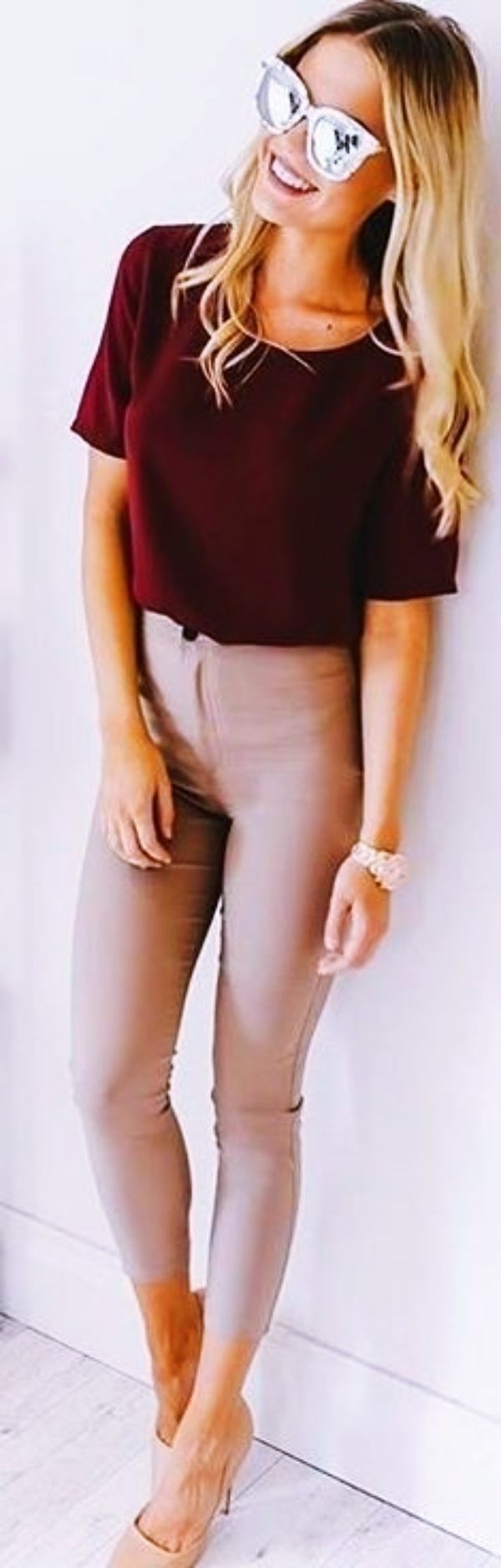 20 Perfect Interview Outfits to Leave a Positive Impression – Fashiondioxide #f…