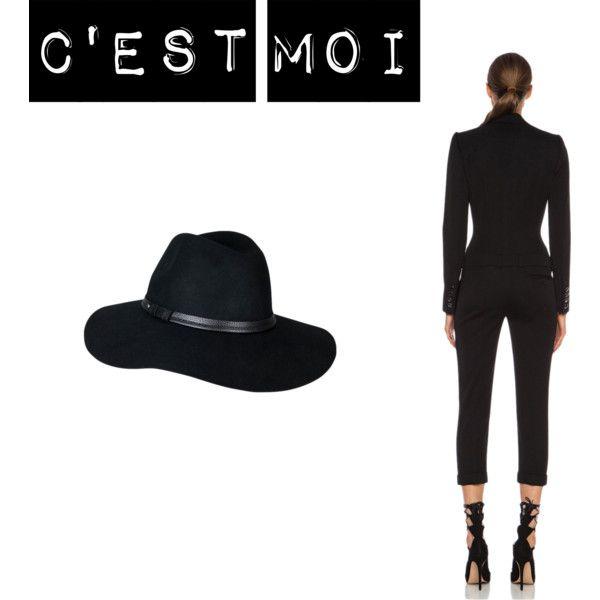 """""""C'est moi"""" by ladri-di-idee on Polyvore"""