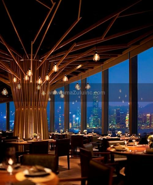Beautiful Centerpiece In A Restaurant See More Creative Projects Where Amazulu Produc Luxury Bar Design Luxury Restaurant Interior Restaurant Interior Design