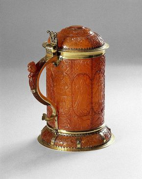 009-Jarra de cerveza- -© The Trustees of the British Museum