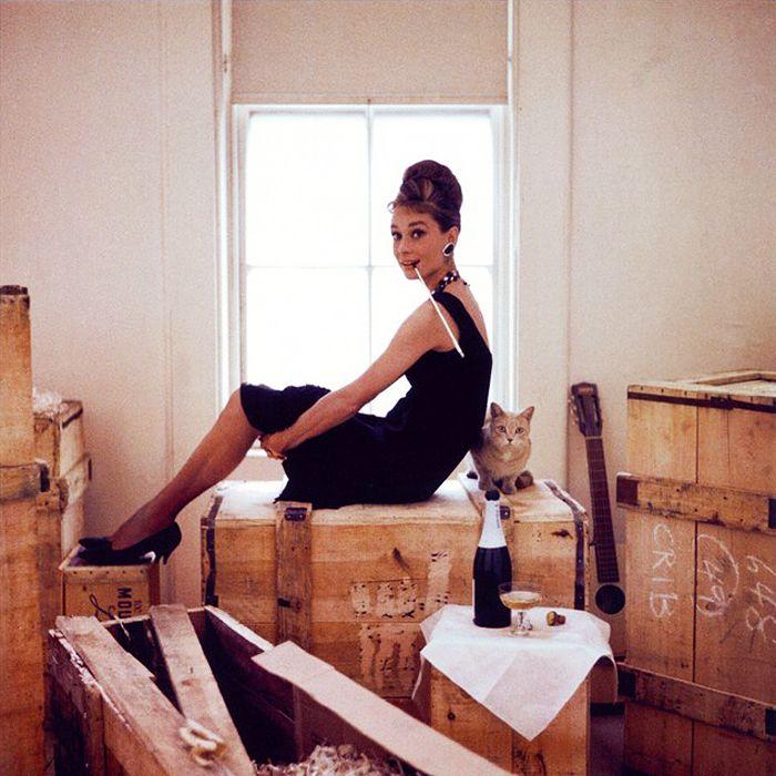 Audrey Hepburn(1961)
