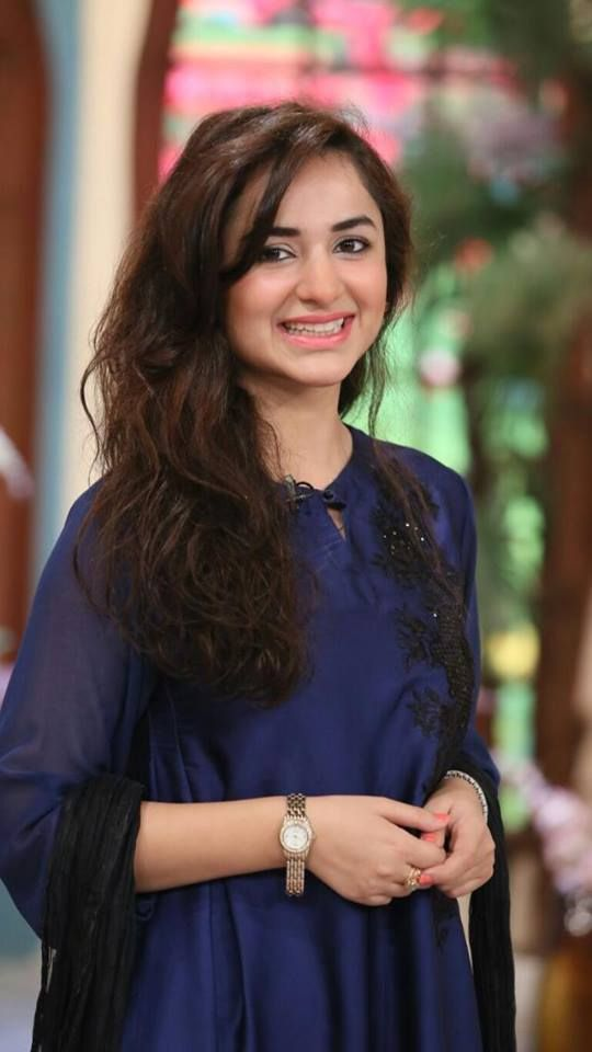 Yumna Zaidi, actress, Pakistan