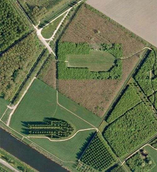 The Green Cathedral, Almere, Netherlands