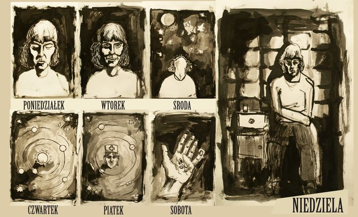 Wyższa Szkoła Artystyczna SZTUKA NOWYCH MEDIÓW www.WSA.art.pl dla tych, którzy są głodni wiedzy.  Nauka #grafika #rysunek #sztuka #multimedia #projektowanie #montaż #film #nagrania #animacja #malarstwo Projekt: Komiks Praca: Zuzanna Sałdan