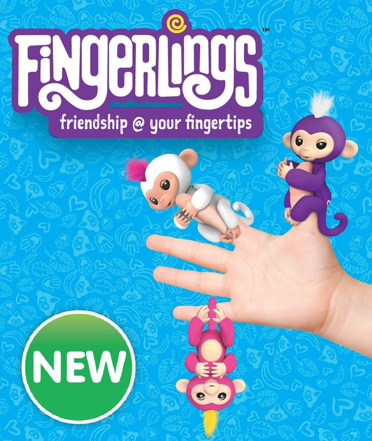 Best 25 Fingerlings Monkey Ideas On Pinterest Tiny