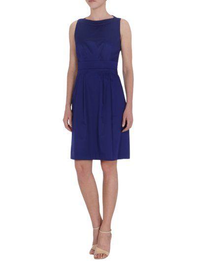 ... kleid kleid mit königsblau kleider stretch anteil dress with bei