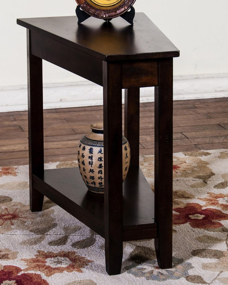 Santa Fe Dark Chocolate Chair Side Table By Sunny Designs | Wolf Furniture  | Living Room | Pinterest | Chair Side Table, Room And Living Rooms